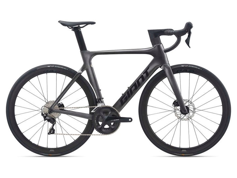 Propel Advanced 2 Disc Metallic Black