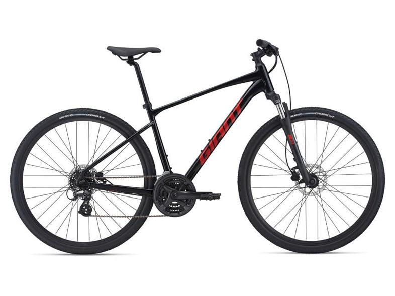Roam 4 Disc Black