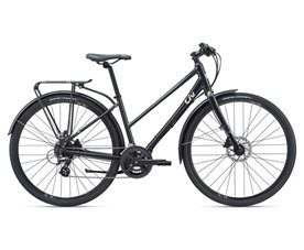 Alight 2 City Disc Gunmetal Black